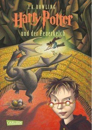 Harry Potter und der Feuerkelch (Joanne K. Rowling)