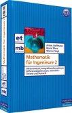 Vektoranalysis, Integraltransformationen, Differenzialgleichungen, Stochastik Theorie und Numerik / Mathematik für Ingenieure Bd.2