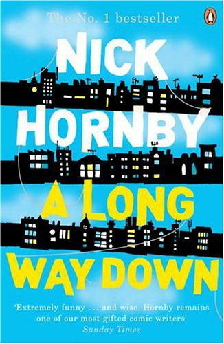 A Long Way Down, English edition - Hornby, Nick