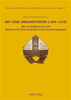 Abt Karl Braunstorfer (1895  1978)