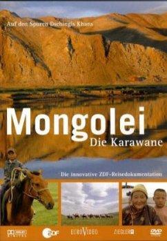 Mongolei - Die Karawane - Diverse