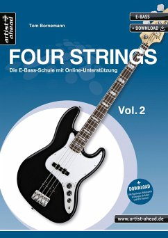 www.Four-Strings.de, m. Audio-CD