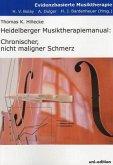 Heidelberger Musiktherapiemanual: Chronischer, nicht maligner Schmerz
