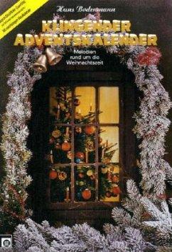 Klingender Adventskalender, 1-2 Sopran-Blockflöten (Querflöte)