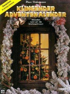 Klingender Adventskalender, für Klavier und Gesang