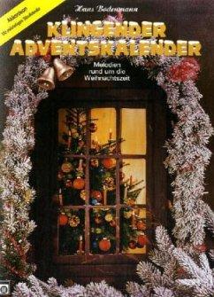 Klingender Adventskalender, für Akkordeon
