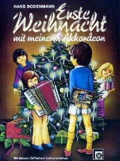 Erste Weihnacht mit meinem Akkordeon; My First Christmas With My Accordion; Mon premier Noel