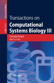 Transactions on Computational Systems Biology III