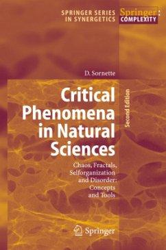 Critical Phenomena in Natural Sciences - Sornette, Didier