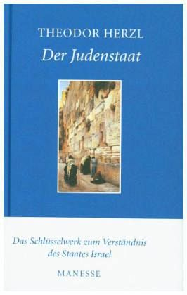 Der Judenstaat - Herzl, Theodor