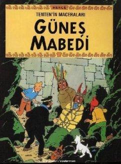 Tentenin Maceralari 14 - Günes Mabedi - Hergé