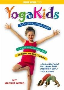 YogaKids - Yoga-Übungen für Kinder - Wenig,Marsha