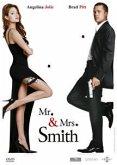 Mr. & Mrs. Smith, DVD-Video