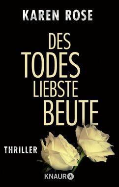 Des Todes liebste Beute / Lady-Thriller Bd.3 - Rose, Karen