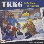Heiße Nächte im Dezember / TKKG Bd.150 (1 Audio-CD)