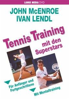 Tennis Trainig mit den Superstars - Mcenroe,John & Lendl,Ivan
