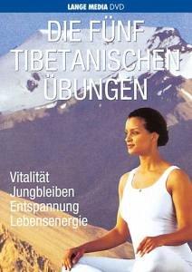 Die fünf tibetanischen Übungen - Cameron,Alima/Coleman,Zeno
