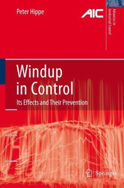 Windup in Control - Hippe, Peter