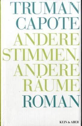 """Truman Capote """"Andere Stimmen, andere Räume"""""""