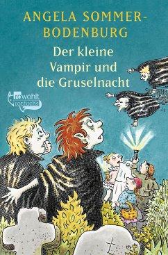 Der kleine Vampir und die Gruselnacht / Der kleine Vampir Bd.19 - Sommer-Bodenburg, Angela
