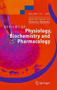 Reviews of Physiology, Biochemistry and Pharmacology 154 - Offermanns, S. (Bearb.)