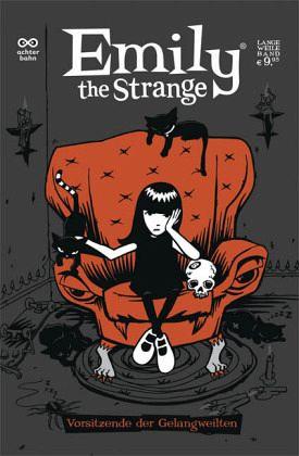 Vorsitzende der Gelangweilten / Emily the strange, Comic Bd.1