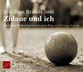 Zidane und ich, 1 Audio-CD