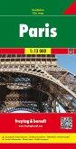 Freytag & Berndt Stadtplan Paris; Parijs; Parigi