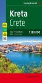 Freytag & Berndt Autokarte Kreta; Crete; Creta