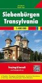 Freytag & Berndt Autokarte Siebenbürgen / Transylvania / Transilvania / Transsilvanie