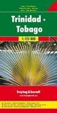 Freytag & Berndt Autokarte Trinidad, Tobago; Trinite, Tobago