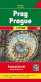 Freytag & Berndt Stadtplan Prag 1:20.000; Praha; Praag; Prague