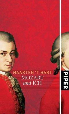Mozart und ich, m. Audio-CD - Hart, Maarten 't