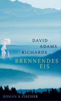 Brennendes Eis - Richards, David Adams
