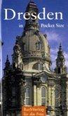 Dresden in Pocket Size. Englische Ausgabe