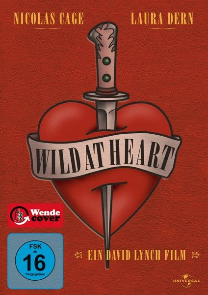 Wild At Heart - Nicolas Cage,Laura Dern,Willem Dafoe