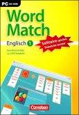 Word Match Englisch 1 - Grundwortschatz (PC)