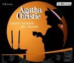 Lauter reizende alte Damen, 3 Audio-CDs
