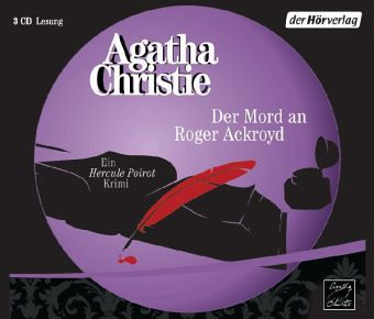 Der Mord an Roger Ackroyd, 3 Audio-CDs - Christie, Agatha