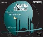 Mord in Mesopotamien / Ein Fall für Hercule Poirot Bd.14 (3 Audio-CDs)