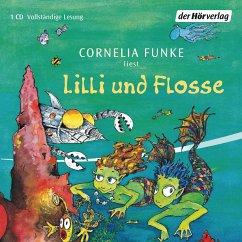 Lilli und Flosse, 1 Audio-CD