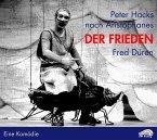 Der Frieden, 1 Audio-CD u. 1 DVD
