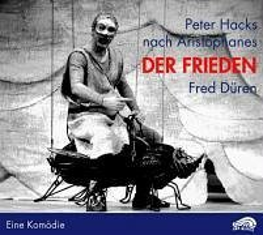 Der Frieden, 1 Audio-CD u. 1 DVD - Hacks, Peter