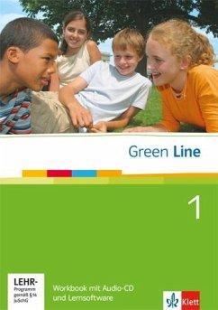 Green Line 1. Workbook mit CD und CD-ROM
