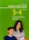 Green Line New 3 und 4. Grammatisches Beiheft. Bayern