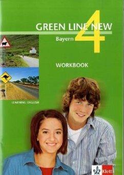 Green Line New 4. Workbook. Bayern