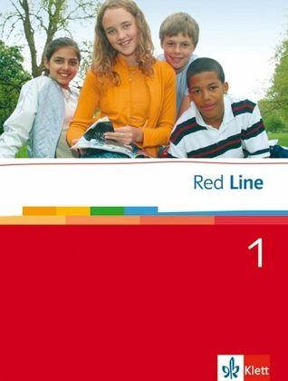 red line 1 sch lerbuch schulb cher portofrei bei b. Black Bedroom Furniture Sets. Home Design Ideas