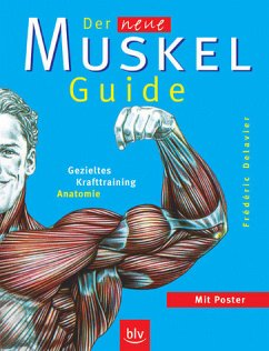 Der neue Muskel-Guide - Delavier, Frédéric
