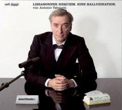 Lissabonner Requiem, 2 Audio-CDs - Tabucchi, Antonio
