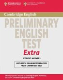 Cambridge Exams Extra: PET - Pre-intermediate. Student's Book